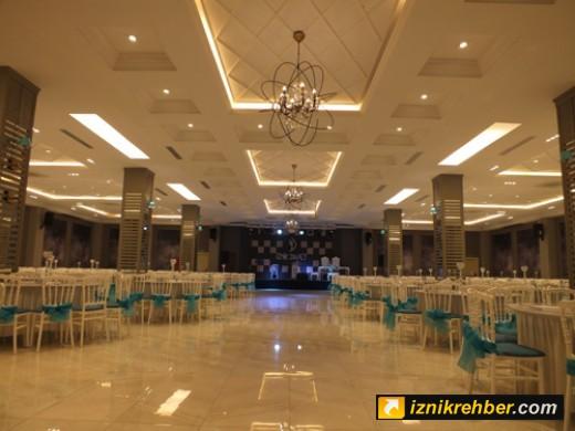 İznik Modern Düğün Salonu